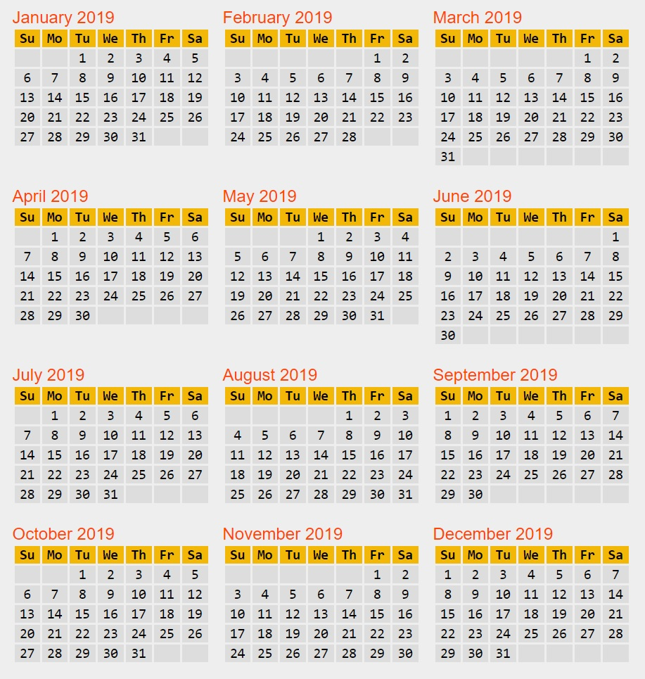 Calendar Reform Needed?